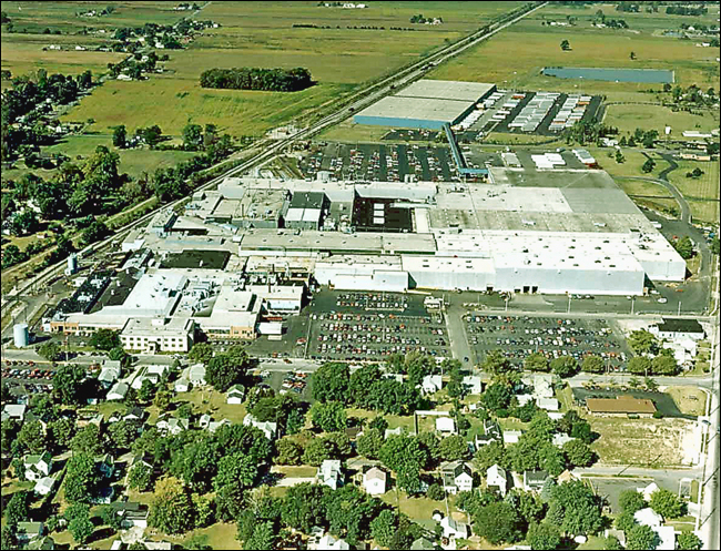 Whirlpool Corporation Clyde Division site