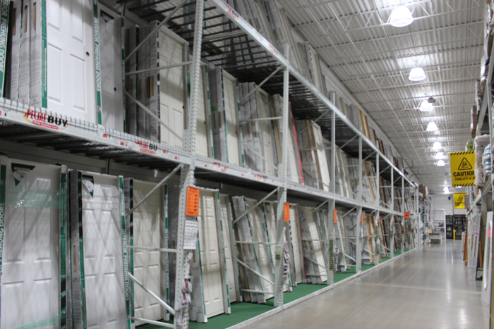 Menards distribution center holiday city oh